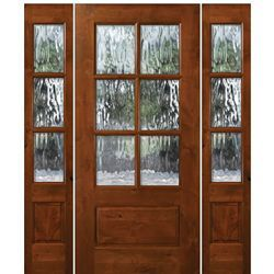 Tdl Ka 6 Lite 68 1 2 French Doors Interior French Doors Wood Exterior Door