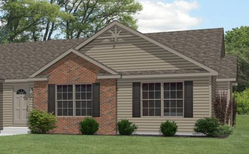 Ranch House Red Brick And Siding Color Combinations Google Search House Exterior Pinterest