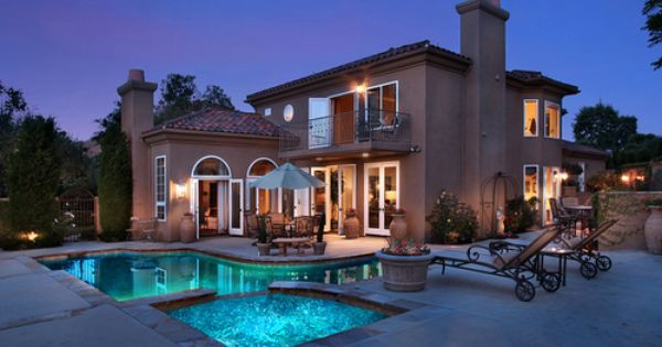 beautiful house with pool and this but i would mind a small house as long as we have a big yard for our children his pinterest smallest house