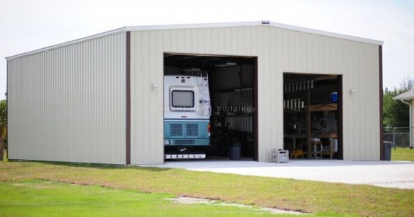 Rv Garage And Storage Buildings Ground Cover Storage