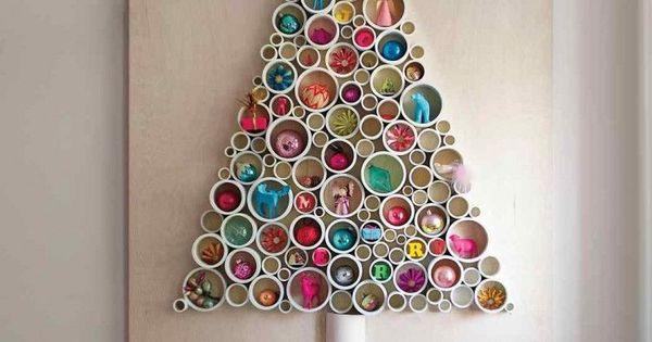 Bricolages De No L Id Es Partir De Mat Riaux Recycl S Sapin De Noel Original Bricolages