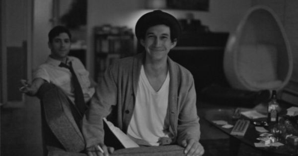 Adam Driver In Frances Ha Is The Absolute Cutest Adam Driver Frances Ha Life Moves Pretty Fast