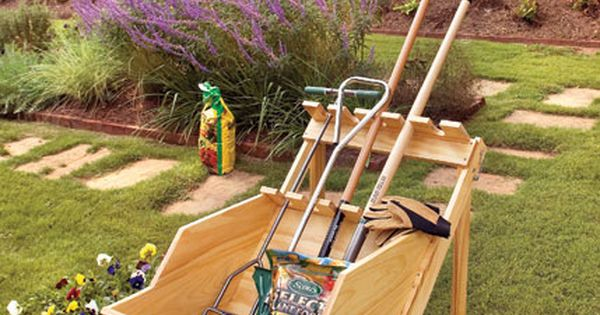 Small Garden Plans And Ideas Utility Cart Gardens And