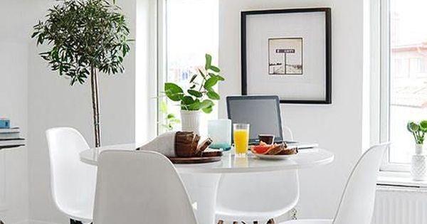 Mesas redondas de dise o para cocinas modernas 1 for Cocinas integrales redondas
