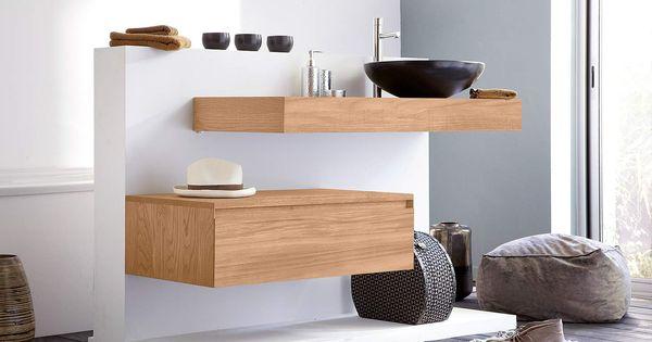Meuble salle de bain moderne air de lineart espace aubade salle de bains pinterest art - Vasque aubade ...