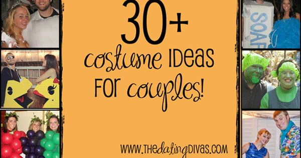LOTS of costume ideas for couples!! halloweencostumes couplescostumes - @Traci Puk McDonald
