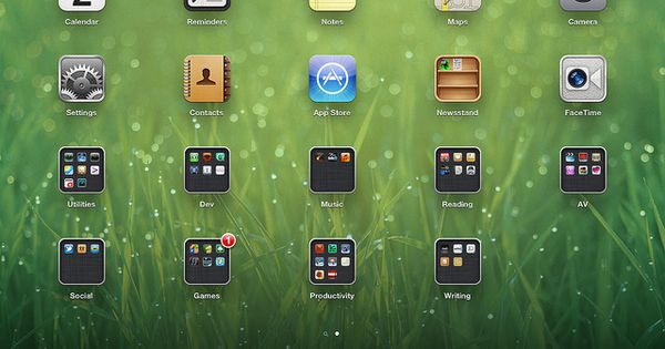 iPad productivity apps - Matt Gemmell
