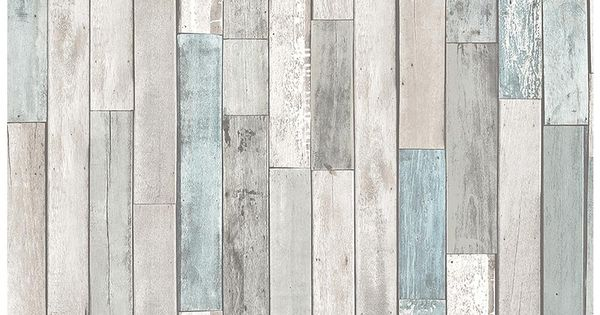 Brewster 8 In. X 10 In. Barn Board Grey Thin Plank