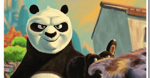 Kung Fu Panda Wallpaper Theme With 10 Backgrounds