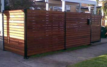 Guide For The Installation Of A Free Standing Fence Panel Sliding Gate Outdoor Improvements Diy Outdoor
