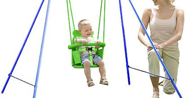 Sportspower Nursery Swing Kids George At Asda Outdoor Toys For Kids Toddler Swing Outdoor Toys