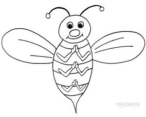 Image Of Bumble Bee Coloring Pages Bee Coloring Pages Insect Coloring Pages Bee Pictures