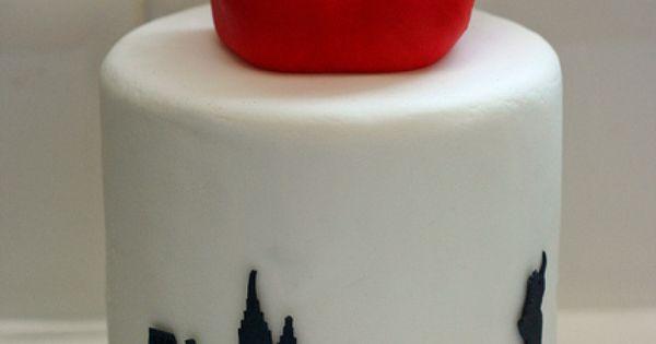 Big E Birthday Cake