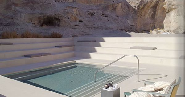 Soul Sanctuary: The Amangiri Spa & Resort Brings Modern Luxury To Southern