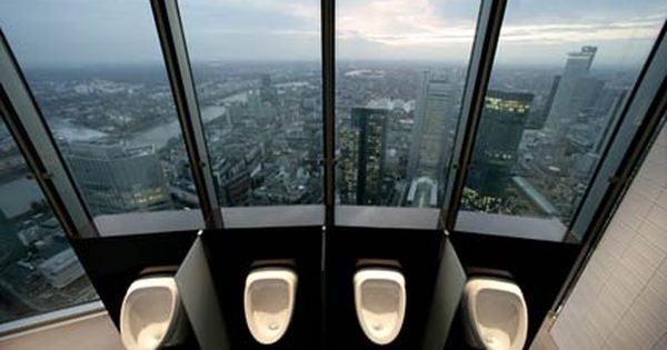 Commerzbank Is A German Retail Banking Company Their Headquarters Is Located In Frankfurt Germany Urinals Urinal Public Restroom