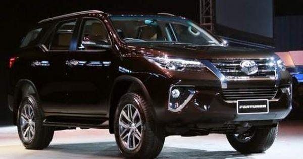2018 Toyota Fortuner Price