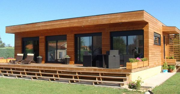 Casas prefabricadas de madera pinteres - Casas prefabricadas ecologicas ...