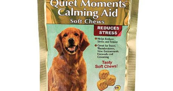 Naturvet 30 Count Quiet Moments Canine Calming Soft Chew For Pets Http Www Thepuppy Org Naturvet 30 Count Qu Dog Food Recipes Soft Dog Crates Quiet Moments
