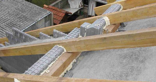 Icf Insulated Concrete Forms Icf Pinterest Insulated