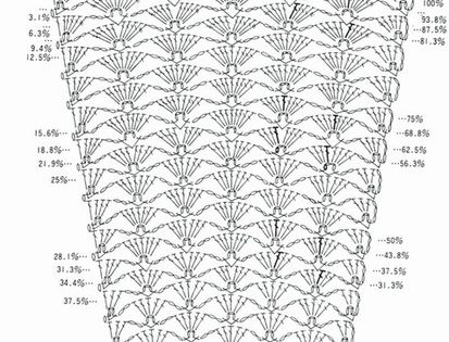 23995810491653779 besides Croche Doilies further Knitting additionally 165859198751288592 in addition Stitch Maps. on knit patterns charts etc