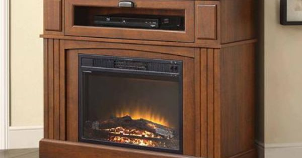 Whalen Sumner Corner Media Electric Fireplace For Tvs Up