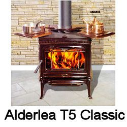 The Alderlea T5 Classic Wood Stove By Pacific Energy Wood Stove Wood Heat Wood