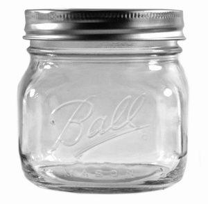 Pint Ball Wide Mouth Jars Elite Collection Mason Jar Sizes