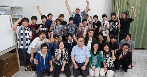 バンタンゲームアカデミー 企画の基本を学ぶ ゲームの神様 遠藤雅伸氏によるワークショップ ドルアーガ ゲーム ワークショップ