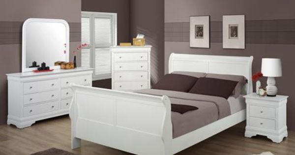 Little Louis Philippe White Bedroom Bedroom Sets Collections Atlantic Bedding And Furniture White Bedroom Set Furniture Bedroom Design