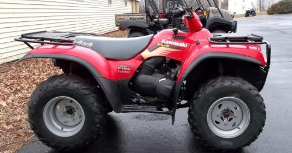Vci Classifieds 2002 Kawasaki Prairie 650 4 Wheeler Atv 4x4 V Twin It S What I Ride Freaking Beast 4 Wheeler Four Wheelers Atv