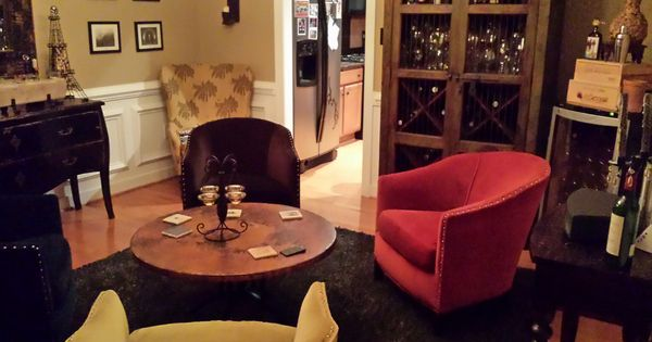 Converted our seldom used formal dining room into a lounge lounge ideas pinterest formal