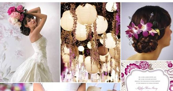 Find the perfect color theme for your wedding. Go to website and