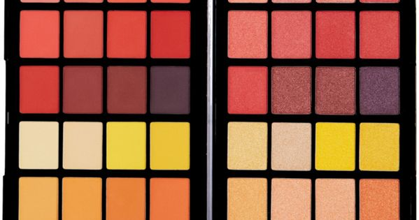 Pin By Rease Dickey On Makeup Makeup Revolution Shadow Palette Loose Pigments