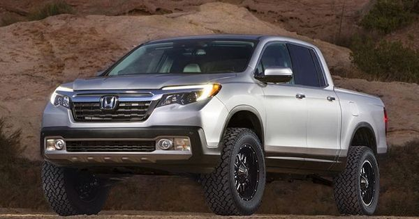 Hybrid Pickup Truck >> 2017 ridgeline lift - Google Search | Cars and Trucks | Pinterest | Honda, Cars and Honda pickup