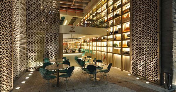 Alma maría restaurant by studio arthur casas são paulo