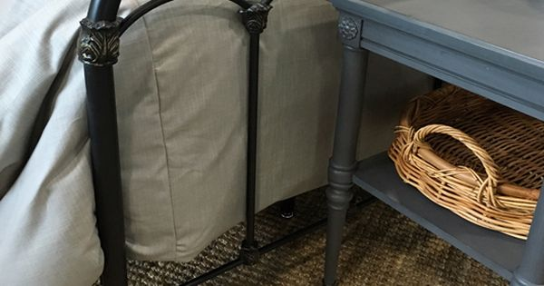 Magnolia Farms Furniture >> Iron bed from Magnolia Home at Toms-Price Furniture