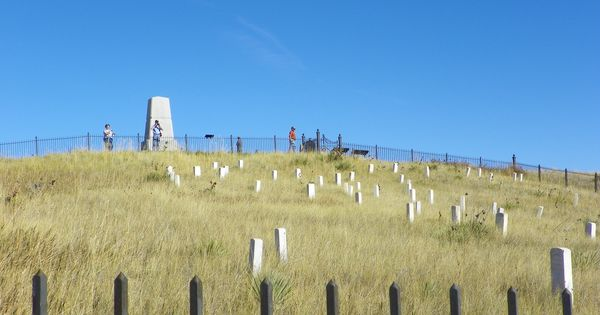 Little Big Horn National Monuments National Parks Cemeteries