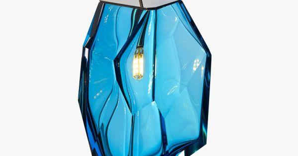 crystal rock lighting by arik levy for lasvit crystals rock and lights. Black Bedroom Furniture Sets. Home Design Ideas