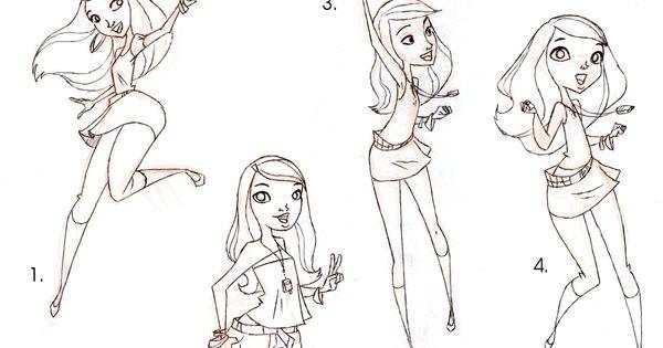 Character Design Quiz : Sushixav character design test