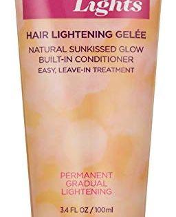 Amazon Com L Oreal Paris Summer Lights Hair Lightening Gelee Light Blonde To Dark Blo Beauty How To Lighten Hair Light Blonde Hair Light Hair