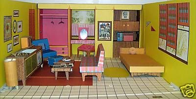 Inside The Original Barbie Dream House Nevermind It Was My