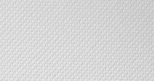 Vliestapete Flechtstruktur Weiss Vlies Weiss