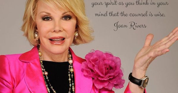 Joan rivers johnny carson and rivers on pinterest