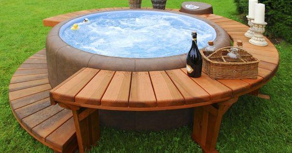 Construire une piscine hors sol en bois construction for Construire sa piscine bois