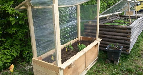 tomatenhaus7 garten pinterest g rten hochbeet und. Black Bedroom Furniture Sets. Home Design Ideas