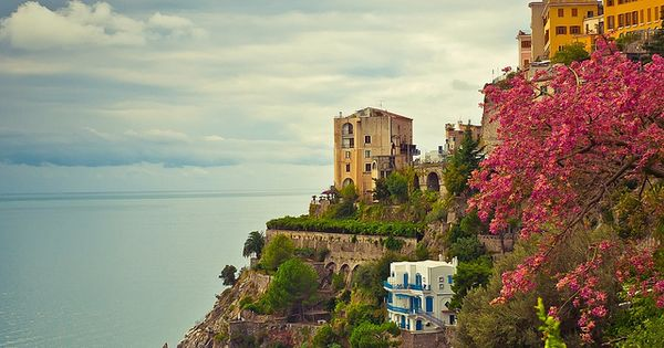 Amalfi Coast, Italy - making this dream happen Summer 2014.