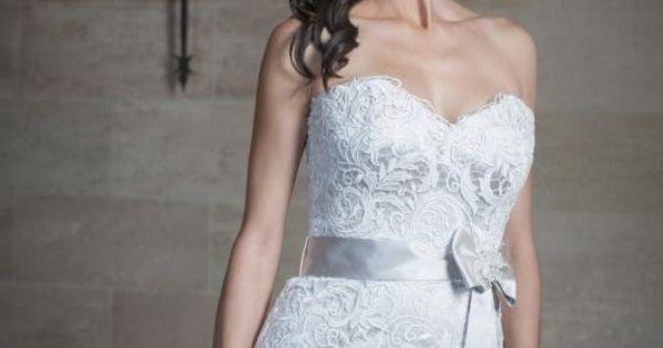 Sexy Brautkleider 2013 aus Spitze und Satin Kolumne Herzauss ...