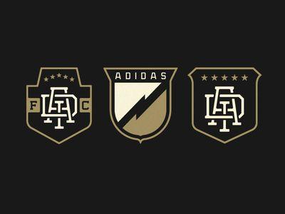 prekoračiti za uspavljivanje vrsta  adidas Football Club | Football logo design, Sports logo design, Adidas  football
