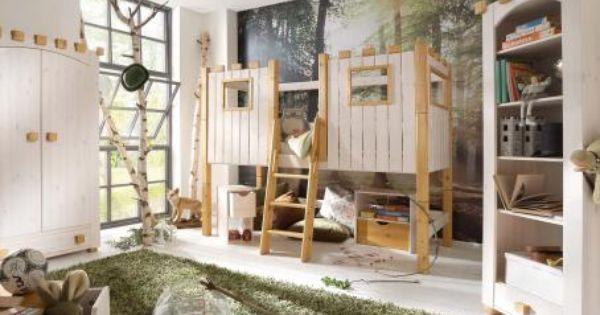 tapete hochbett jungs bude pinterest kids rooms. Black Bedroom Furniture Sets. Home Design Ideas