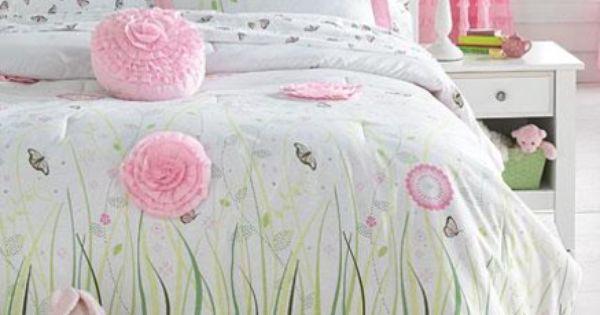 Whole Home Kids Tm Mc Butterfly Garden 39 Duvet Cover Set Noelle 39 S Bedroom Pinterest